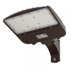 150W LED Parking Lot Light - Shoebox Area Light - 21000 Lumens - 320W MH Equivalent - 5000K - Pole/Post Fixed Mount