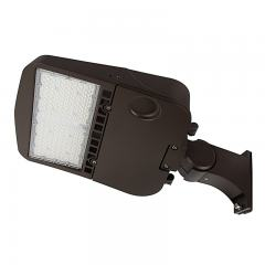150W LED Parking Lot/Shoebox Area Light - 20,400 Lumens - 400W MH Equivalent - 4000K/5000K - Pole Knuckle Mount