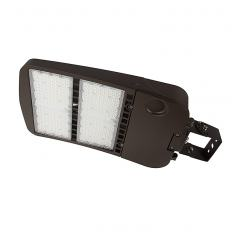 300W LED Parking Lot/Shoebox Area Light - 277-480 VAC - 40,700 Lumens - 1000W MH Equivalent - 4000K/5000K - Trunnion Wall/Surface Mount