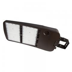 480W LED Parking Lot/Shoebox Area Light - 277-480 VAC - 67,000 Lumens - 2000W MH Equivalent - 4000K/5000K - Trunnion Wall/Surface Mount