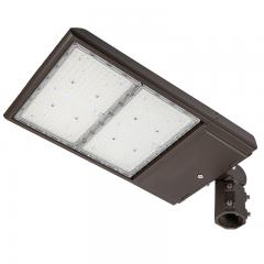 240W LED Area/Site Light - 34,800 Lumens - 1,000W MH Equivalent - 5000K - Knuckle Slipfitter Mount