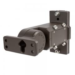 Knuckle Slipfitter/Pole Combo Mount for PLLD3 Area/Site Lights