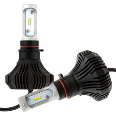 PSX26W LED Fanless Headlight/Fog Light Conversion Kit with Internal Drivers - 4,000 Lumens/Set