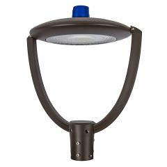 75W LED Post Top Light - 10,000 Lumens - Optional Photocell Sensor - 250W Metal Halide Equivalent - 5000K
