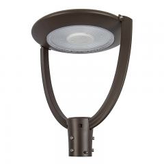 75W LED Post Top Light - 10,000 Lumens - Optional Photocell Sensor - 250W Metal Halide Equivalent - 5000K