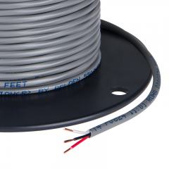 PVC Jacketed 18 Gauge Wire - Three Conductor Power Wire
