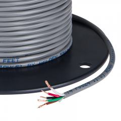 PVC Jacketed 22 Gauge Wire - Five Conductor Power Wire