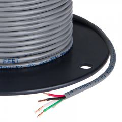 PVC Jacketed 18 Gauge Wire - Four Conductor Power Wire