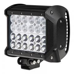 "6.5"" Titan Series Quad-Row Off-Road LED Light Bar w/ Multi Beam Technology - 55W - 5,040 Lumens"