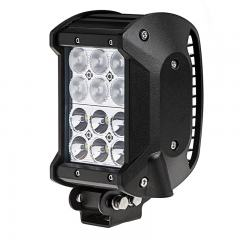 "4"" Titan Series Quad-Row Off-Road LED Light Bar w/ Multibeam Technology - 27W - 2,520 Lumens"