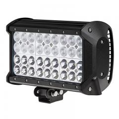 "9"" Titan Series Quad-Row Off-Road LED Light Bar w/ Multi Beam Technology - 85W - 7,560 Lumens"