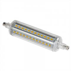 7W R7s LED Light Bulb - 900 Lumens - 50W Halogen Equivalent T3 Bulb - 118mm - J-Type Base - 4000K/2700K