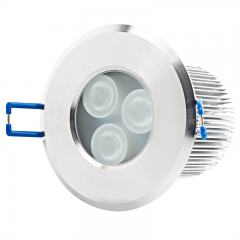 Waterproof Recessed LED Downlight - 40 Watt Equivalent - 400 Lumens