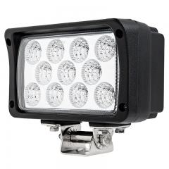 "Off-Road LED Work Light/LED Driving Light - 6"" Rectangular - 33W - 1,700 Lumens"