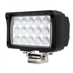 "LED Auxiliary Light - 6"" Rectangular 45W Heavy Duty Off Road Driving Light"