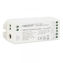 MiBoxer RGB+Tunable White LED Controller - Color-Changing/Tunable White - WiFi/Smartphone Compatible - 6 Amps/Channel