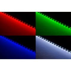 Rigid LED Strip with 16 SMDs/ft., 3 Chip RGB SMD LED 5050