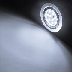 "2.5"" Recessed LED Puck Lights - 170 Lumens"