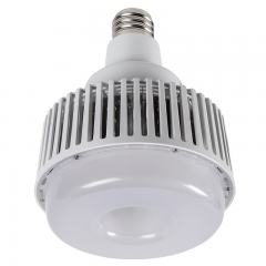 60W LED Retrofit Bulb for HID Lamps - 7,200 Lumens - 250W Equivalent Metal Halide - E39 Mogul Base - Ballast Bypass - 5000K/4000K