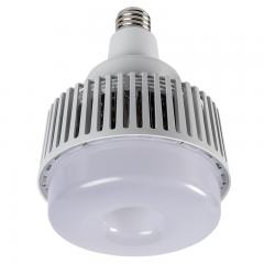 80W LED Retrofit Bulb for HID Lamps - 9,600 Lumens - 320W Equivalent Metal Halide - E39 Mogul Base - Ballast Bypass - 5000K/4000K