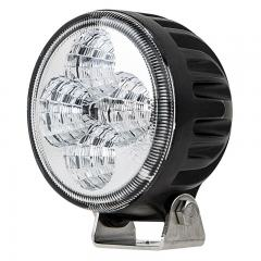 "Mini Off-Road LED Work Light/LED Driving Light - 3.25"" Round - 10W - 610 Lumens"