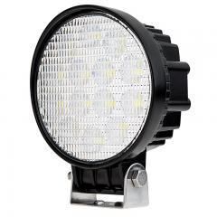 "Off-Road LED Work Light/LED Driving Light w/ Push-Button Switch - 5"" Round - 25W - 1,400 Lumens"