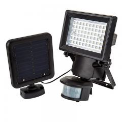 Solar LED Motion Sensor Light by Duracell - 40 Watt Equivalent - 400 Lumens