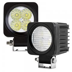 "LED Light Pods - 2.5"" Square 12W Off Road Driving Light"