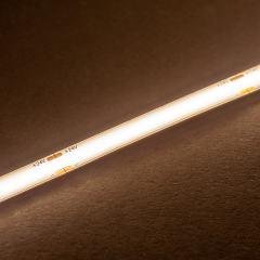 5m White COB LED Strip Light - Lux Series LED Tape Light - High CRI - 24V - IP20