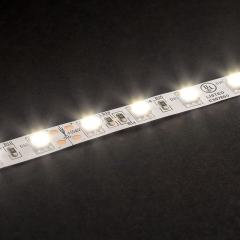 30m White LED Strip Light - Radiant Series LED Tape Light - Contractor Reel - 24V - IP20