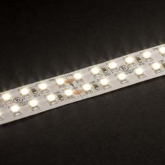 5m White LED Strip Light - Eco Series Tape Light - Dual Row - 24V - IP20