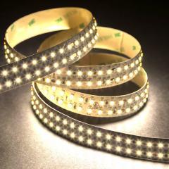 3528 Single-Color LED Strip Light - Dual Row LED Tape Light - 24V - IP20 - 520 Lumens/ft