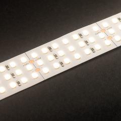 5m White LED Strip Light - Highlight Series Tape Light - Triple Row - 24V - IP20 - 1158 lm/ft