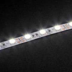 5m White LED Strip Light - Radiant Series LED Tape Light - 12V/24V - IP20