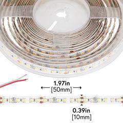 2835 LED Strip - White High CRI LED Tape Light - 24V - IP20- 335 lm/ft