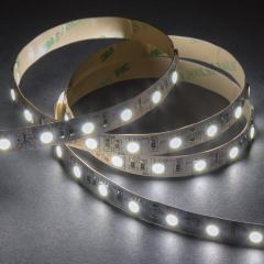 3528 White High-CRI LED Strip Light - Slim LED Tape Light w/ Plug-and-Play LC2 Connectors - 12V - IP20 - 110 Lumens/ft