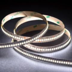 2835 White High-CRI LED Strip Light - LED Tape Light w/ Plug-and-Play LC2 Connectors - 24V - IP20 - 330 lm/ft