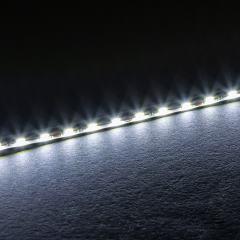 5m White LED Side Emitting Strip Light - 24V - IP20