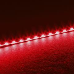 5m Single Color LED Side Emitting Strip Light - 24V - IP20