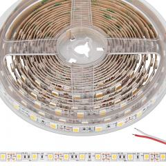 5050 Single-Color LED Strip Light/Tape Light - 12V - IP20 - 385 lm/ft