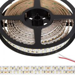 3528 Single-Color LED Strip Light - Dual Row LED Tape Light - 24V - IP20 - 570 Lumens/ft