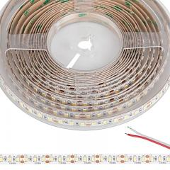 2835 Single-Color LED Strip Light/Tape Light - 12V - IP20 - 395 lm/ft