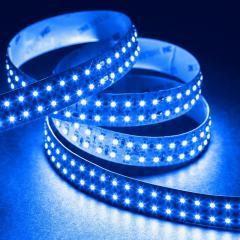 3528 Single-Color LED Strip Light - Dual Row LED Tape Light - 24V - IP20 - 525 Lumens/ft