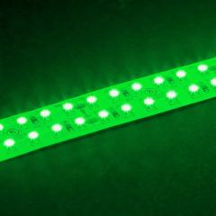 5m Single Color LED Strip Light - Eco Series Tape Light - Dual Row - 24V - IP20