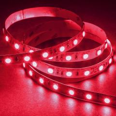 5050 Single-Color LED Strip Light/Tape Light - 24V - IP20 - 385 lm/ft