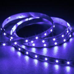 3528 Single-Color LED Strip Light/Tape Light - 24V - IP20 - 125 lm/ft