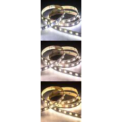 5050 LED Strip - CCT 2 in 1 LED Tape Light - 24V - IP20 - 335 Lumens/ft.