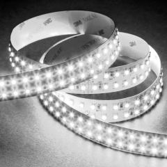 3528 Outdoor White LED Strip Light - Dual Row LED Tape Light - 24V - Weatherproof IP65 - 475 lm/ft