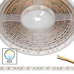 3528 Tunable White LED Strip Light/Tape Light - 12V - IP20 - 350 Lumens/ft