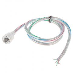 RGB Cable to Cable Connector - 0.5m - Female Connector - STW Series Compatible - Waterproof